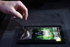 Mmm...maybe I should hold out for that one then, instead of getting the 7-inch one. // Amazon Rumored to be Readying a 10-inch Kindle Fire