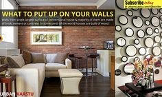 #Vaastu For You : What to Put Up On Your #Walls