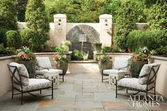 Design by Carole Weaks | Photography by Emily Followill | Atlanta Homes & Lifestyles |