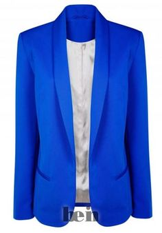 Синий пиджак женский купить