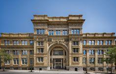 The Philadelphia Story/karen cox...Outside of Main Building, Drexel University, Philadelphia, Pennsylvania