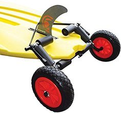 Amazon.com : Malone Auto Racks Solo Cart SUP Cart with No Flat Tires : Sports & Outdoors