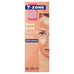 Zone Rose Gold Peel Off Brightening Mask Skin Care Regimen, Skin Care Tips, Lemon Body Scrubs, Best Body Scrub, Face Mask For Blackheads, Peel Off Mask, Happy Skin, Face Skin Care, Good Skin