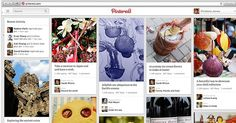 Pinterest is testing a new look among a small group of users to make it easier for people to find what they want.