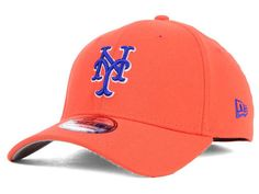 New York Mets New Era MLB Core Classic 39THIRTY Cap Hats