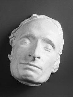 Masque mortuaire de Blaise Pascal.