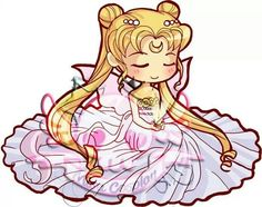 Sailor Moon Chibi Selenity