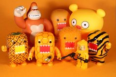 A honeycomb Domo?!?! Where?! I want it!!