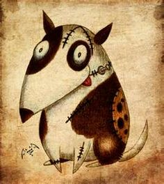 Frankenweenie.....looking forward to this movie.