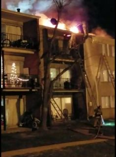 Alexandria, Virginia  apartment fire caused by mechanical failure, officials say