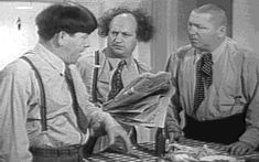 The 3 Stooges,,,I hated this show...