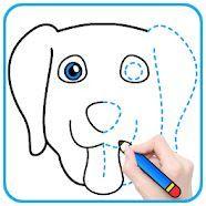 رسم اطفال بسيط Paint Program Draw Ai برنامج تعليم الرسم للاطفال رسومات فنية سهلة للاطفال Cartoon Characters Sketch Character Sketch Drawings