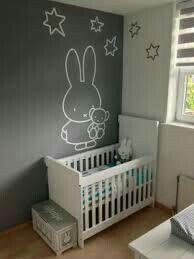 babykamer met slapende nijntje | ideeën (t)huis | pinterest | doodles, Deco ideeën