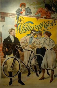 Whitworth Cycles
