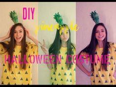 Ananas Kostüm selber machen | maskerix.de