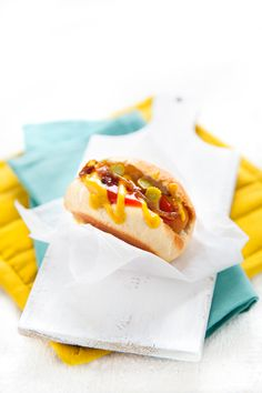 100 % Végétal: Mini hot-dogs vegan