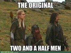 the Original Two and a half Men