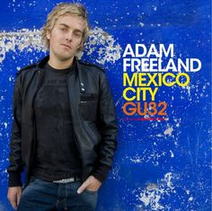 Adam Freeland - Mexico City GU32 (Evil Nine - Happy Ending)