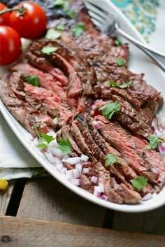 Uruguayan BBQ Carne Asado yield: 4 servings Print This Recipe Ingredients: lbs skirt steak 2 tablespoons canola oil salt & pepper, to taste oregano, if desired garlic, if desired Grilling Recipes, Beef Recipes, Mexican Food Recipes, Cooking Recipes, Recipies, Carne Asada, Great Recipes, Favorite Recipes, Beef Dishes