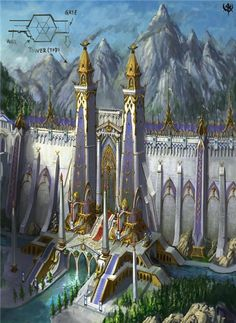 фэнтези замки - Поиск в Google