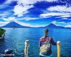 http://OkAtitlan.com  @blue.oceanna: Dreaming of #Lake #Atitlan - #ILoveAtitlan #AmoAtitlan #travel #CentralAmerica #Solola #LakeAtitlan