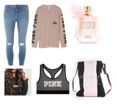 """""""Untitled #27"""" by rebekahdrhodes03 ❤ liked on Polyvore featuring beauty, Dorothy Perkins and Victoria's Secret"""
