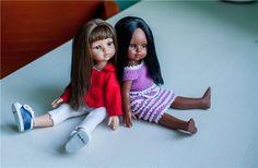 Мои Paola Reina или моя маленькая Испания часть 1 / Paola Reina, Antonio Juan и другие испанские куклы / Бэйбики. Куклы фото. Одежда для кукол
