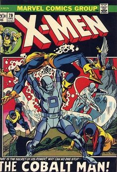Cover for The X-Men (Marvel, 1963 series) #79
