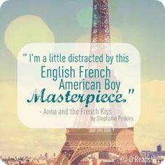 Resultado de imagen para anna and the french kiss quotes