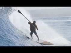 Awesome Stand Up Paddle Movie - That First Glide