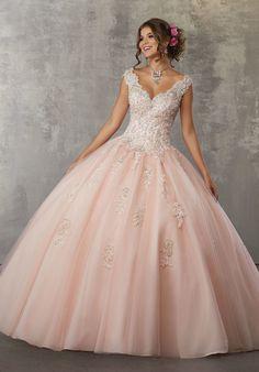 Mori Lee Valencia Quinceanera Dress Style 60033