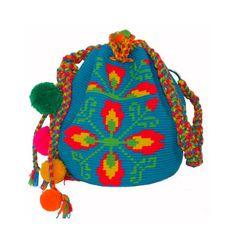 FREE SHIPPING Authentic Wayuu Mochila Shoulder Bag by MoonLionBags, $165.00