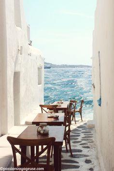 Pourquoi il faut aller à Paros ?