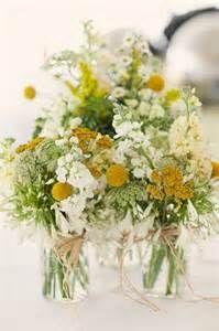 Rustic Fall DIY Wedding Flowers