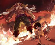 Top 5 Anime, Top Manga, Manga Anime, Samsung Galaxy Alpha, Ninja Wallpaper, Hd Wallpaper, Galaxy Note 3, Barba Branca One Piece, Edward Newgate