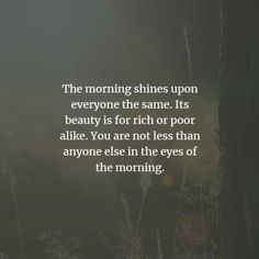 150 Beautiful good morning inspirational quotes and sayings. Welcome a brand new morning with a smile. Good Morning Inspirational Quotes, Good Morning Quotes, Wake Up Quotes, Good Morning Texts, Life Is A Gift, Brand New Day, Happy Thoughts, New Beginnings, Positivity