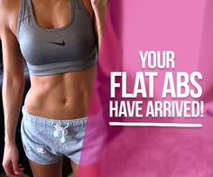 Flat Abs Fast with Kayla Itsines