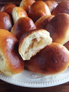 Кулинарные моменты: Духовые пирожки с яблoками