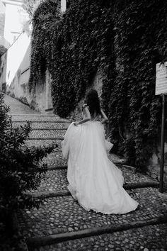 Weddinng shooting in Villa Monastera Lake Como, Villa, Wedding Dresses, Fashion, Bride Dresses, Moda, Bridal Gowns, Fashion Styles, Weeding Dresses