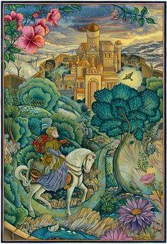 """Laurel Long è una illustratrice Californiana specializzata in illustrazioni di libri. Al suo libro illustrato """"The Mightiest Heart"""" è..."""
