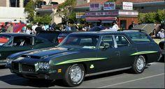 GTO Judge wagon