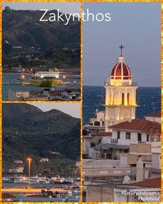 Zakynthos taken at night by my iPhone today 14/02/19 #luxurydotcom