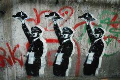 Art-Sci: He's Ba-ack! Hitler Reappears in Graffiti Art