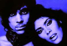 Prince and Vanity. May you both rest in eternal peace.