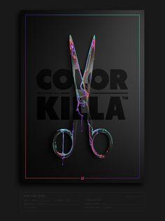 Binaposter 08 - Color Killa on Behance Web Design, Flyer Design, Layout Design, Design Art, Print Design, Logo Design, Graphic Design Posters, Graphic Design Inspiration, Typography Design