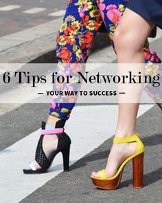 6 Tips for Networking Your Way to Success from Porter Gale #OfficeHours