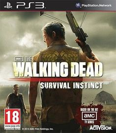 PS3 / Sony Playstation 3 - The Walking Dead: Survival Instinct (EN/DE) (boxed)