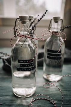 PYYKKIETIKKA - VIIME HETKEN LAHJAVINKKI - Hannan soppa Diy Christmas Gifts, Xmas, Natural Living, Small Gifts, Diy And Crafts, Perfume Bottles, Cosmetics, Projects, Handmade
