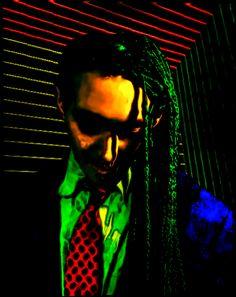 Justin6.7 / Max Headroom Max Headroom, Original Music, Darth Vader, Fictional Characters, Fantasy Characters