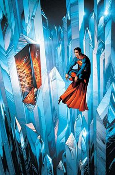 Superman by Gary Frank